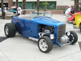 1932 Ford Roadster by MikeZadopec