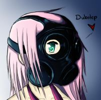 Dubstep Anime Girl by SaSuRaLoVe
