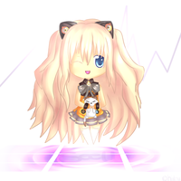 The Virtual Korean Singer: SeeU ! by hiikou