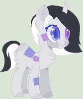 Patch Pony OTA Adopt .:CLOSED:. by cheshiref0x