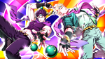 JoJo's Bizarre Adventure Wallpaper by Franky4FingersX2