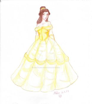 Belle by MyLittleCutieCat