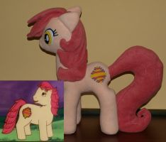 My Little Pony PATCH plush by MLPT-fan