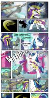 BY SKYWALKER'S HAND! (Part 20 of 35) by INVISIBLEGUY-PONYMAN