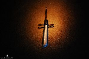 Sword Pendant by CZProductions