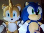 Sonic and Tails XD by BiggestFanAlive