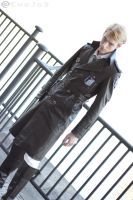 Fearless Resolve: Commander Erwin Smith *SPOILERS* by WiredintoSpace