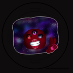 Garnet Button by Almost-Toxic