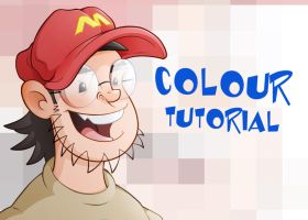 Colouring Tutorial Video by Phil-Crash-Murphy