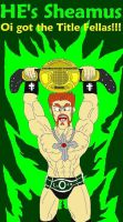 He's Sheamus by McGreger16