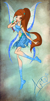 Winx: Aria Lynix by DragonShinyFlame