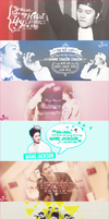 [Jackson Wang VN's Quotes] Pack by Ponbaby by PonBaby