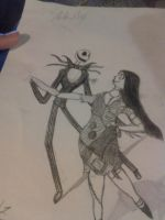 JACK AND SALLY by vincinero