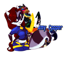 Amy Consuela Cooper by Vixcoon