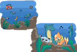 PKMNation: Mission - Underwater Detective Work by aNewChapter