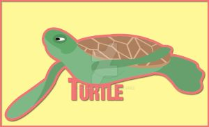 Tutle by MeavaChan