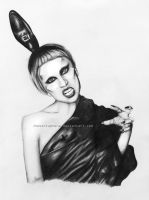 Lady Gaga by Joesantaphene