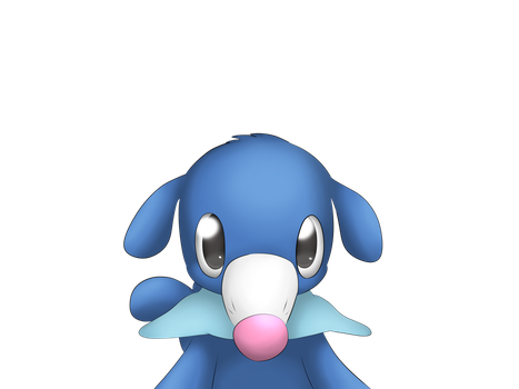 Little popplio by JollyThinker