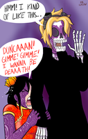 Death Duncan by DoctorGlasgow