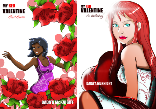 Valentine-books Fb by iRashman