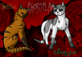 Leaders of GhostClan by Naiku-Haru