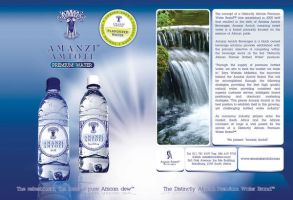 Amanzi Amtoti advert by gmey