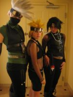 Team 7 Rave by ChroniclesofDestiny