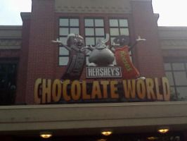 Hershey Park -  Inside the Park 3 by Spooneh21