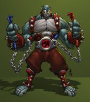Panthro By Mikebowden by ConfuciusRetaliation