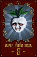 Super Mario Bros 2 - Turnip by M-Thirteen