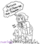 Catch all the Pokemon by MasterImpsy