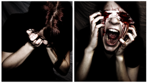 -Hide Your Eyes- by PlaceboFX