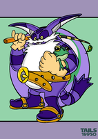 Big The Cat and Froggy by Tails19950