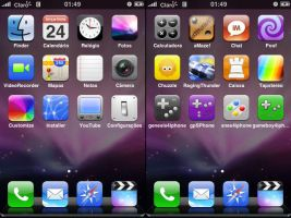 icons iPhone brazilian by allanclb