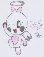 Hero the Chao by Katrins23