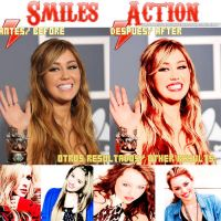 Smiles Action by PartyWithTheStars