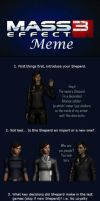 Mass Effect 3 Meme by ImperatorAlicia