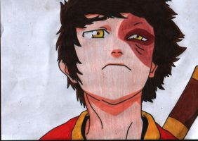 Zuko :D by Bloodshedshuriken