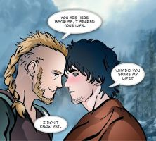 Why did you spare my life by theperfectbromance