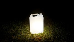 One Gallon of Light by wchild