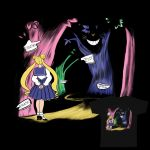 LOST IN WONDERLAND (THREADLESS DESIGN!) by JeebusOfTheSwatKats