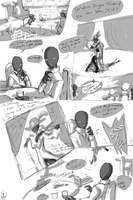 DRINKING AT MIDNIGHT: page 1 by Jesseth