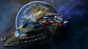 USS Journey-A 2 by borgking001a