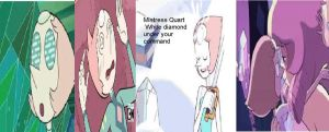 White Diamond Reprogram by aslavemind