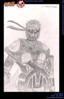 Naruto+Gears of War by Orionsdoom