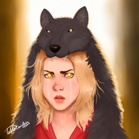 Bad Wolf by Pabloeinstein