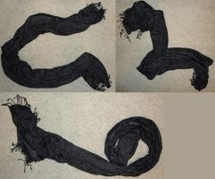 Scarf Stock Pack by Allendra3