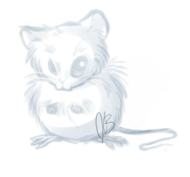 Mouse of sorts by Noal