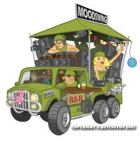 party truck by bevlak