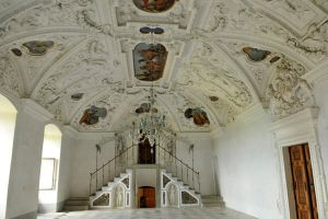 Riegersburg Castle interior 1 by wildplaces